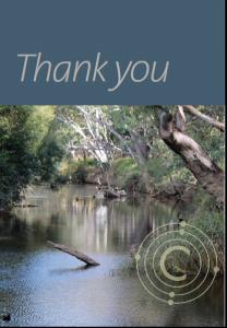 thankyou card pic