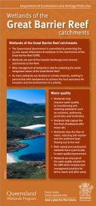 Great Barrier Reef Catchments Brochure
