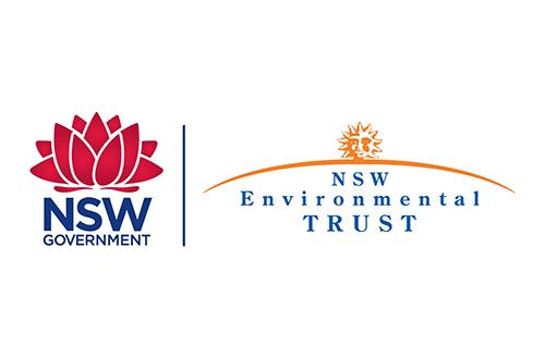 NSW Environment Trust Logo